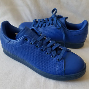 ADIDAS Originals STAN SMITH Royal Blue Mens Sz 8